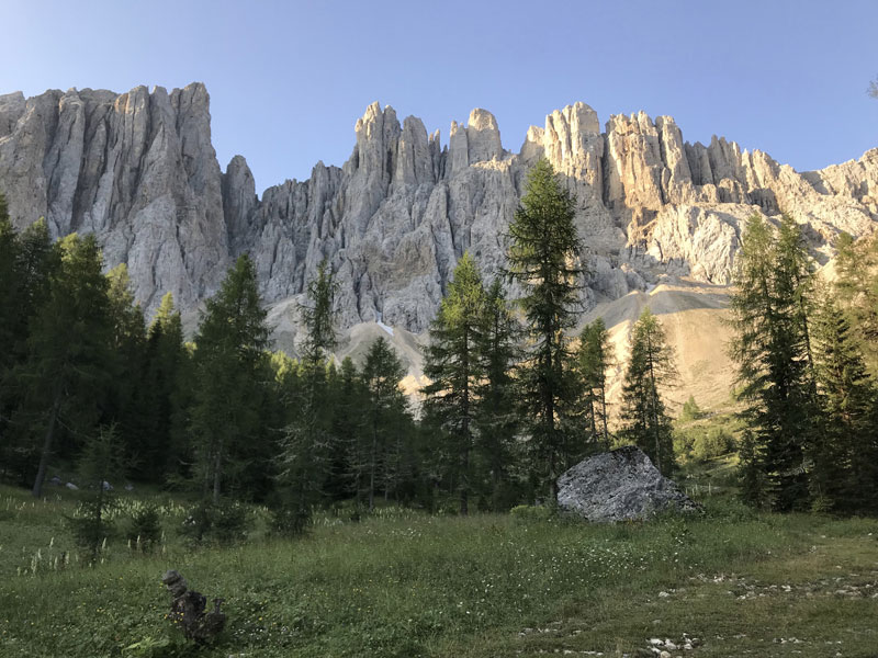 Passo Costalunga - D360 Dolomiti Experience Trail