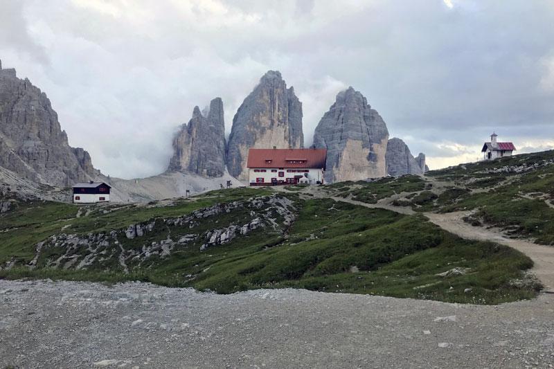 Tre Cime di Lavaredo e Rif Locatelli - D360 Dolomiti Experience Trail