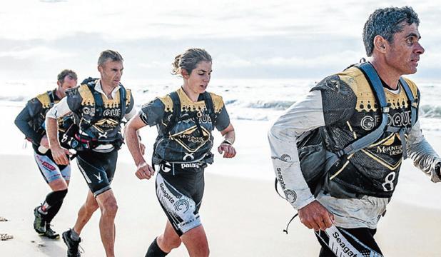Seagate Nuova Zelanda in gara