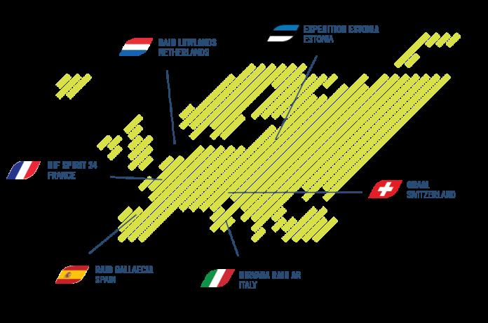 Adventure Racing World Series – Lancio Europeo per il 2022